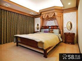 欧式风格时尚卧室设计图大全