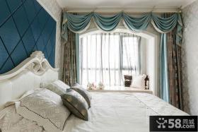 2014卧室飘窗设计效果图大全