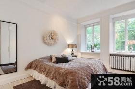 复式楼温馨的卧室装修效果图大全2014图片