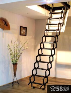 二手阁楼楼梯装修