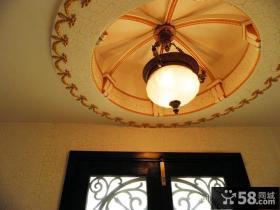 欧式豪宅别墅设计吊顶