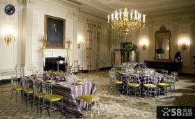 高档餐厅家具设计