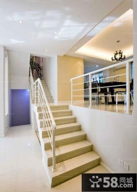 错层户型楼梯的设计效果图