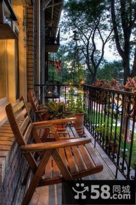 4平米小阳台设计