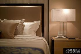 家装卧室床头灯具设计效果图