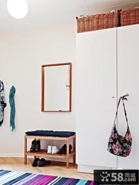 进门玄关墙装饰效果图