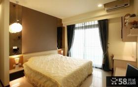 现代温馨居卧室装修