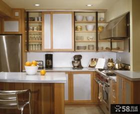 二层别墅装修效果图 厨房装修效果图大全2012图片