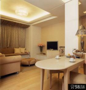 设计现代室内客厅吊顶图大全