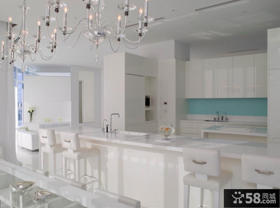 海景别墅图片 厨房装修效果图大全2012图片
