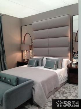 家庭设计卧室效果图欣赏