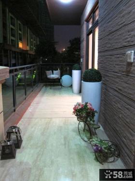 家装景观阳台设计大全