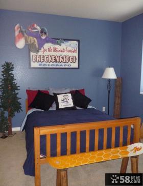 现代室内设计儿童房图欣赏