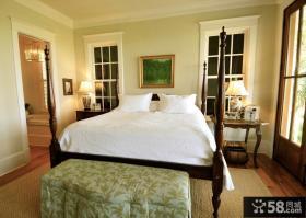 10万打造90平米欧式卧室装修设计理念