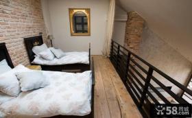 家装设计室内复式卧室图片
