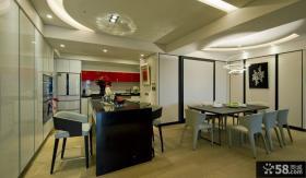 现代风格时尚餐厅设计图片