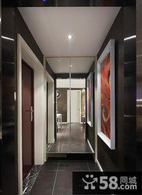 现代家装走廊吊顶装修设计2014