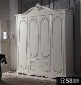 欧式衣柜门效果图片