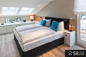 简约装饰小户型卧室设计图片