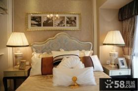 欧式风格卧室装修图大全