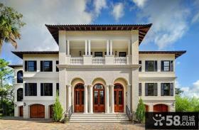 三层独栋别墅设计效果图片