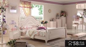 韩式田园风格卧室装修设计