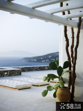 简约设计室内阳台图片欣赏