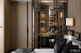 现代卧室灯具图