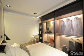 家庭设计卧室衣柜图片大全