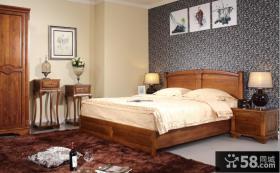 美欧床头背景墙设计