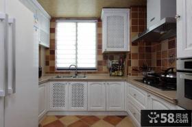 地中海家装厨房设计图片欣赏