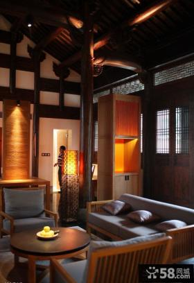 中式别墅家具图片大全