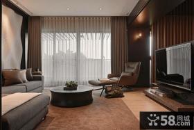 100平米现代风格三居室装修图片欣赏大全