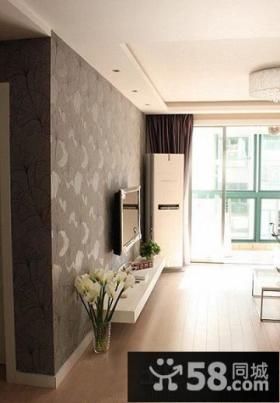 家装墙纸电视背景墙效果图欣赏