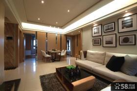 三室两厅现代简约风格