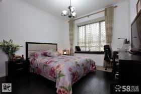 现代10平米次卧室装修效果图