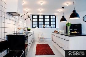 现代风格室内厨房设计效果图