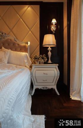 欧式风格卧室灯具图片欣赏大全