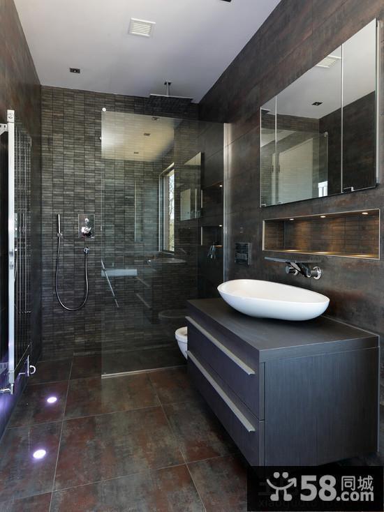 厕所 家居 设计 卫生间 卫生间装修 装修 550_734 竖版 竖屏