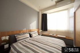 现代时尚风格卧室装修图片