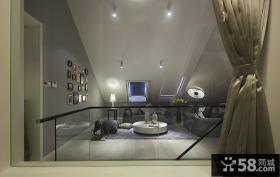 优质现代复式阁楼装修图片欣赏