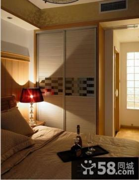 卧室好莱客整体衣柜图片