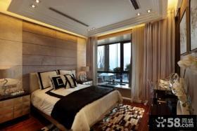 现代精装大户型卧室设计