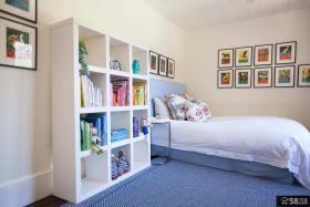 现代孩子卧室儿童房装修大全