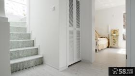 鬼手帕康城地中海风格复式楼过道装修效果图大全2012图片