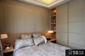 古典室内卧室衣柜图片