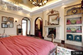 别墅卧室设计图