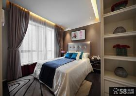 新古典风格别墅家居卧室效果图
