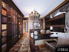 家装高档书房设计