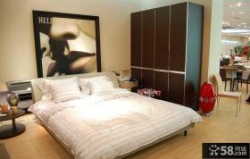 卧室整体大衣柜图片